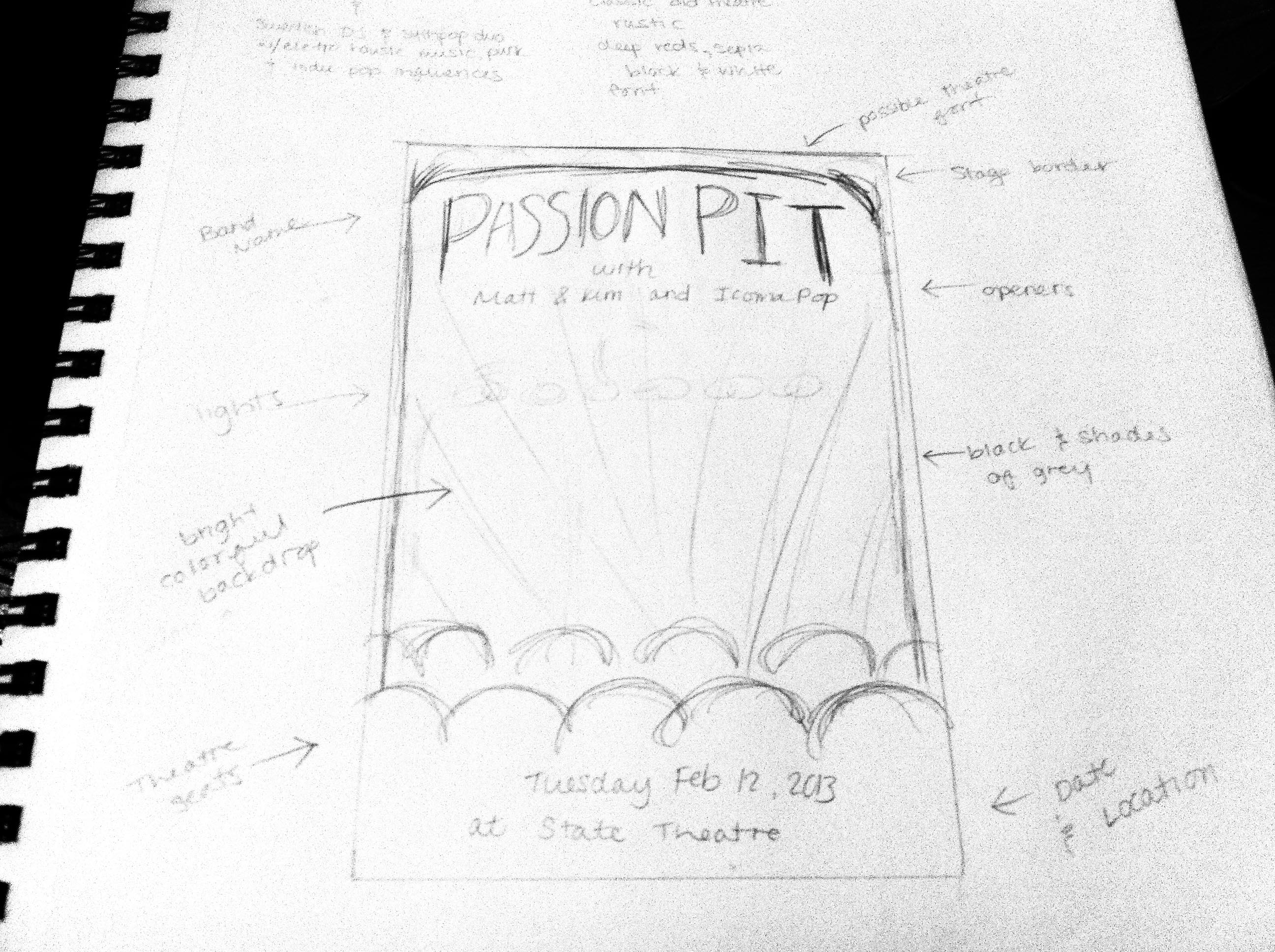 Passion Pit - image 2 - student project