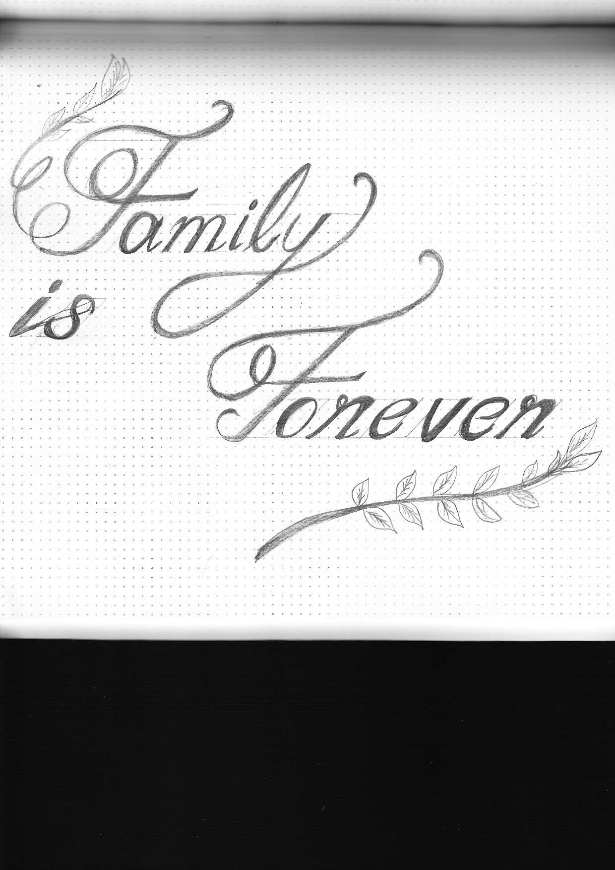 Family is Forever - image 1 - student project