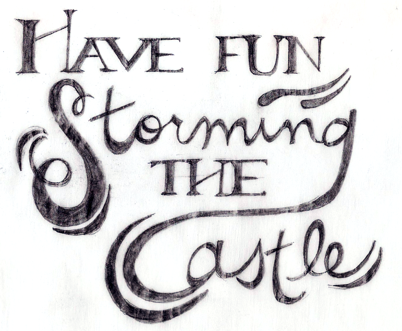 Have fun storming the castle - w/FINAL art! Feedback welcome!! - image 5 - student project