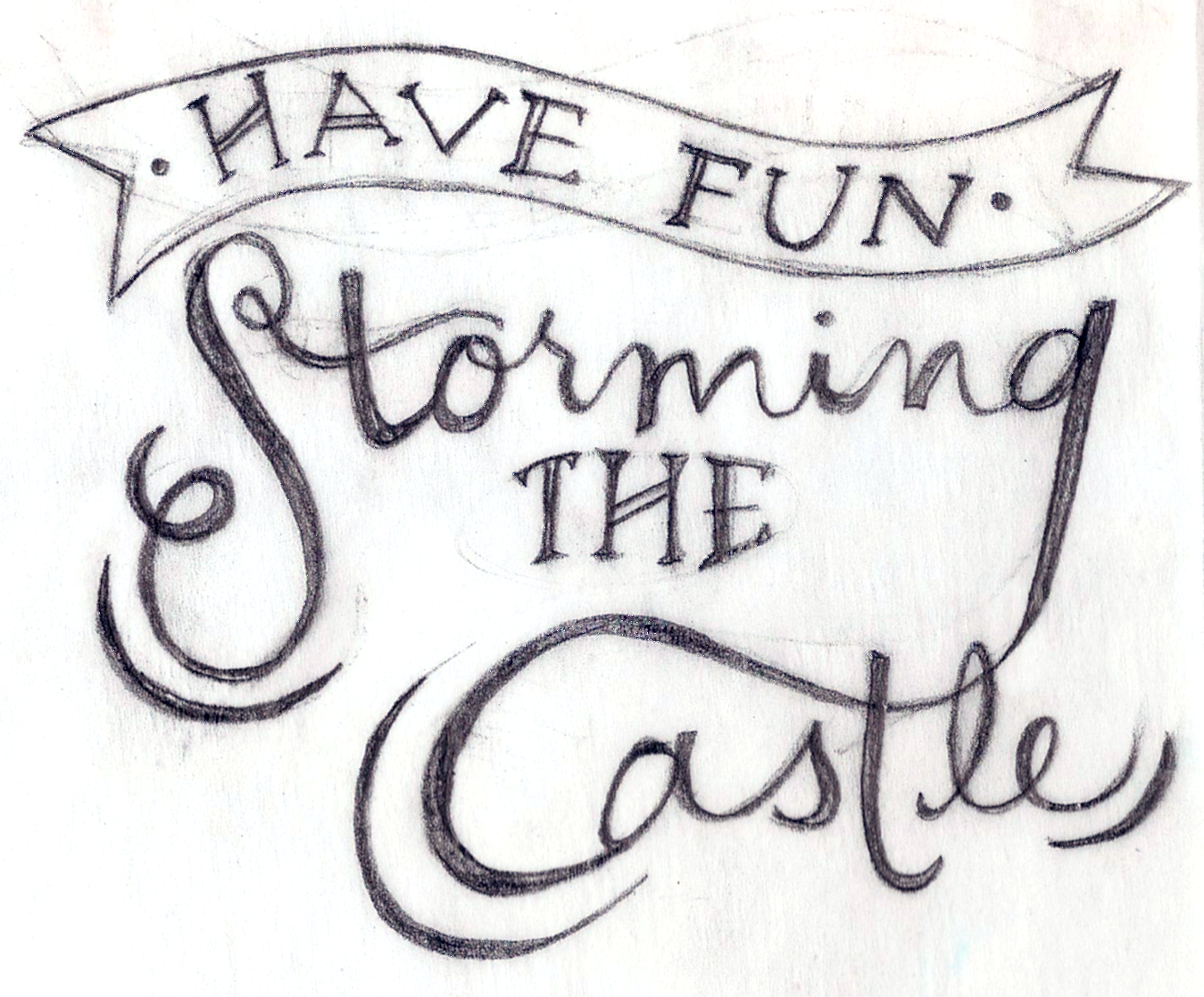 Have fun storming the castle - w/FINAL art! Feedback welcome!! - image 6 - student project