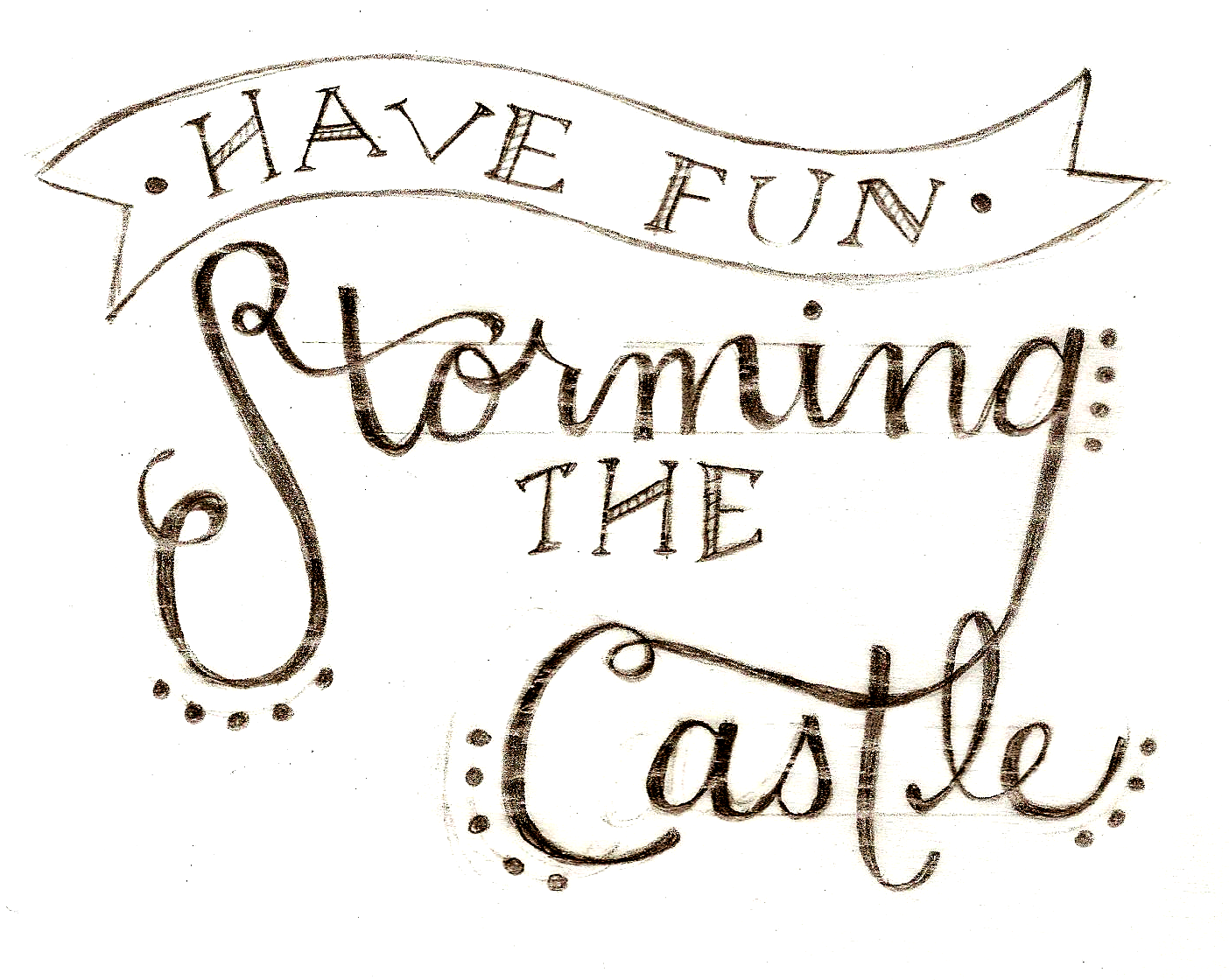 Have fun storming the castle - w/FINAL art! Feedback welcome!! - image 9 - student project