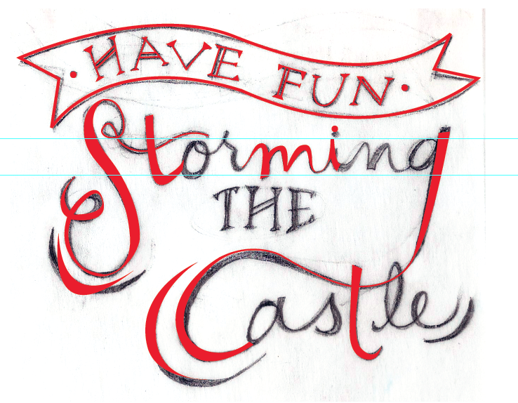 Have fun storming the castle - w/FINAL art! Feedback welcome!! - image 8 - student project