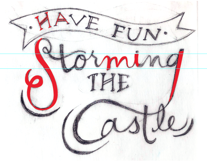 Have fun storming the castle - w/FINAL art! Feedback welcome!! - image 7 - student project