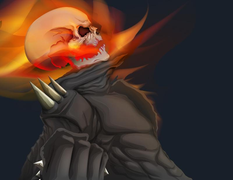 Ghost Rider - image 7 - student project
