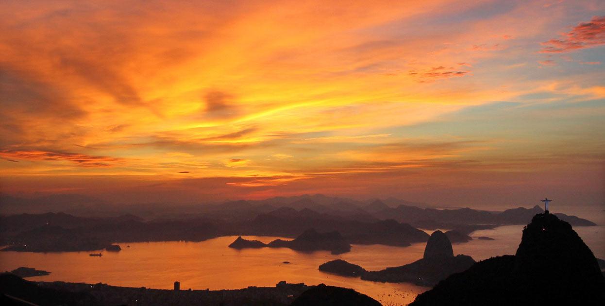 Sunrise in Rio - image 1 - student project
