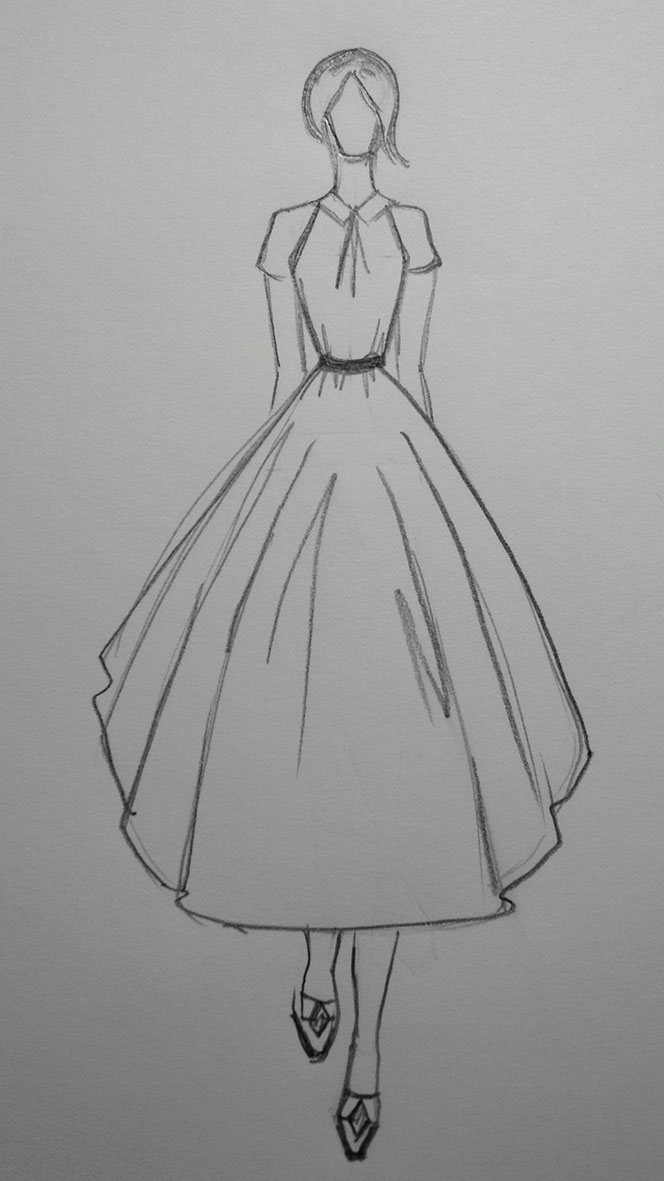 SKETCH - Black & White - image 1 - student project