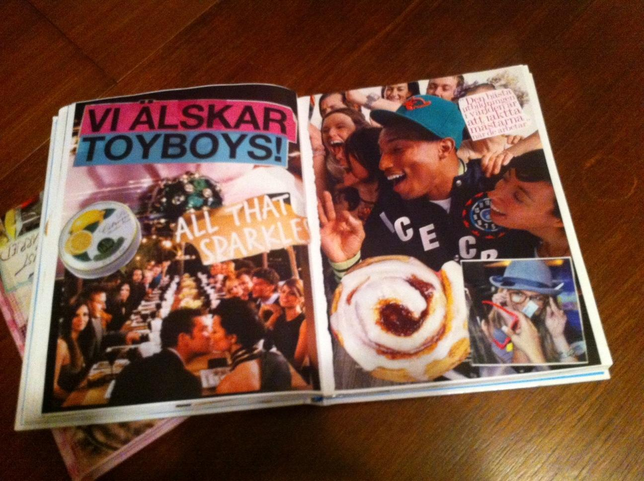 Inspiration Notebook - image 4 - student project