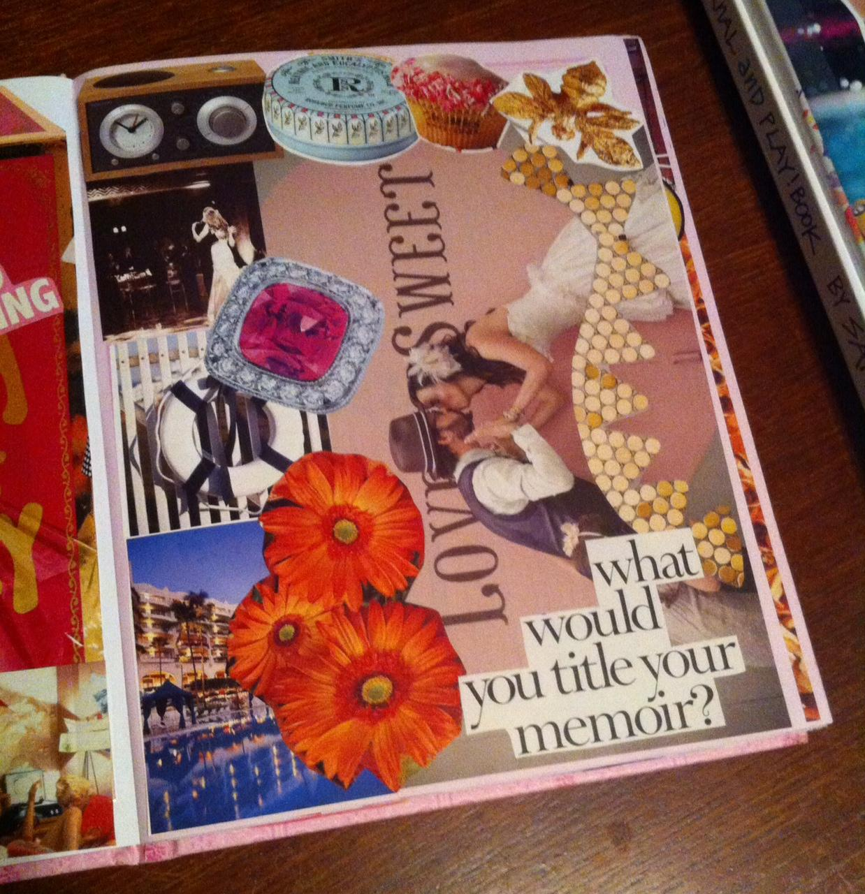 Inspiration Notebook - image 2 - student project