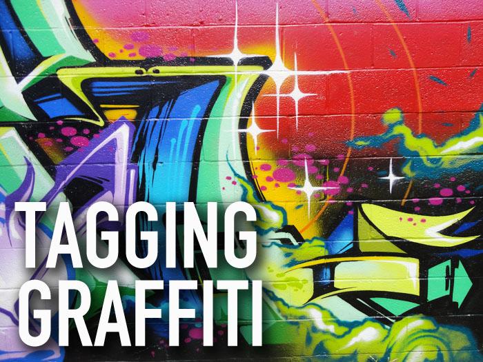 Tagging Graffiti  - image 1 - student project
