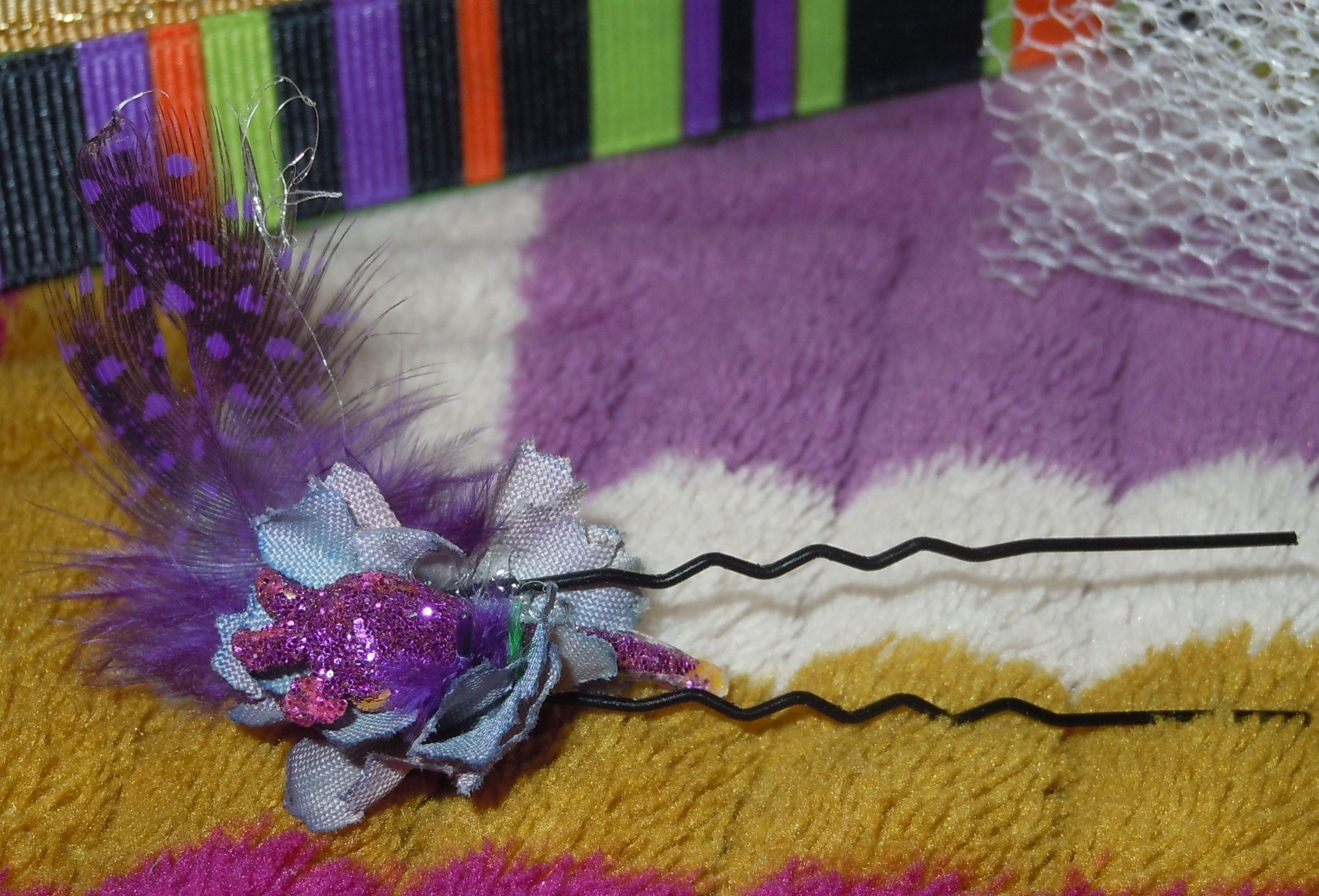 Michele Riedel's Haute Hair Candy - image 4 - student project