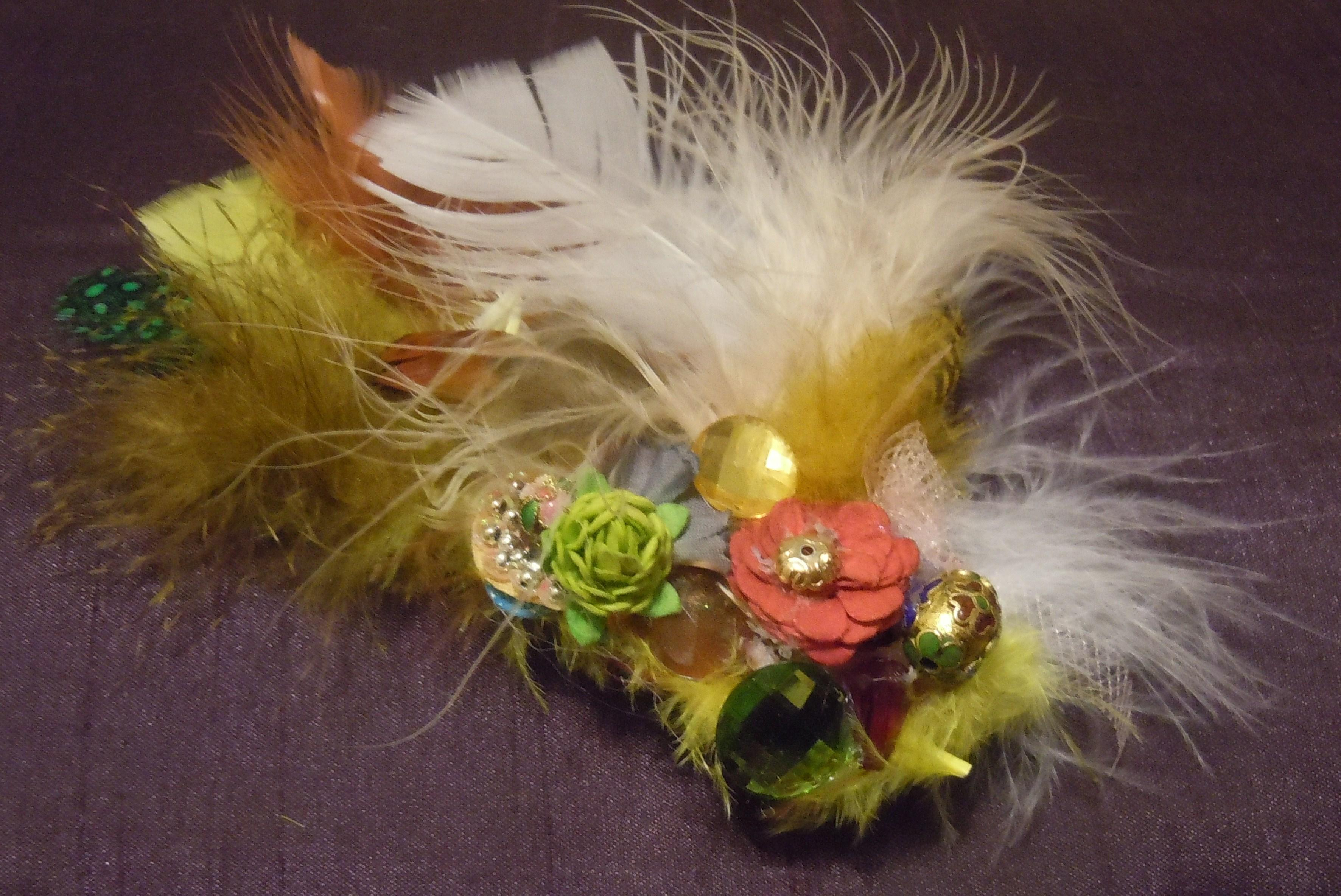Michele Riedel's Haute Hair Candy - image 2 - student project