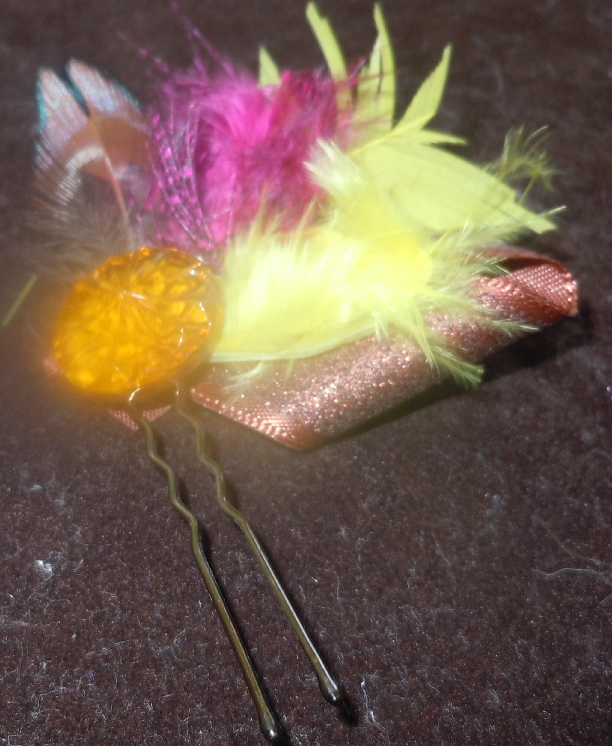 Michele Riedel's Haute Hair Candy - image 6 - student project