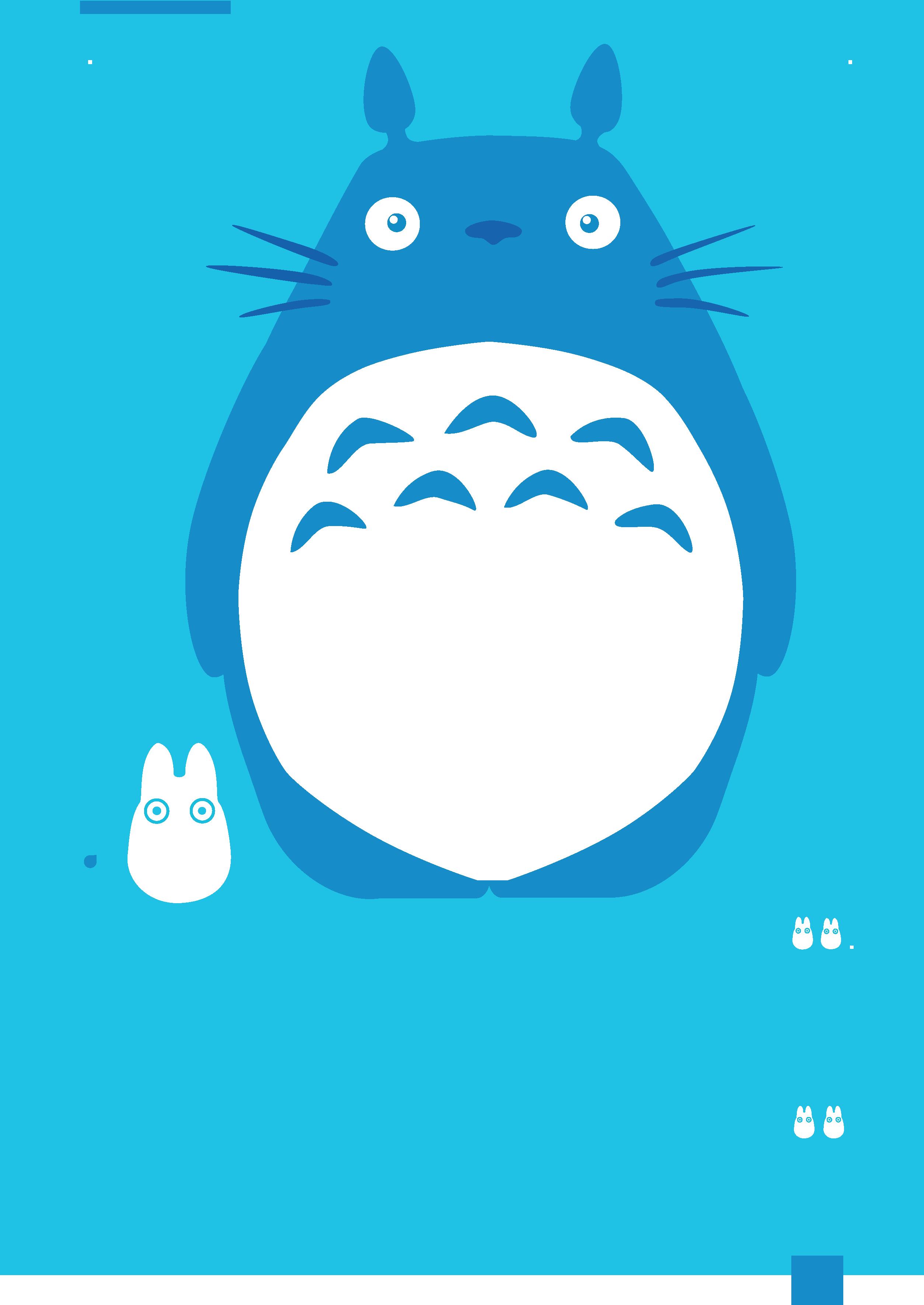 My Neighbor Totoro - image 2 - student project