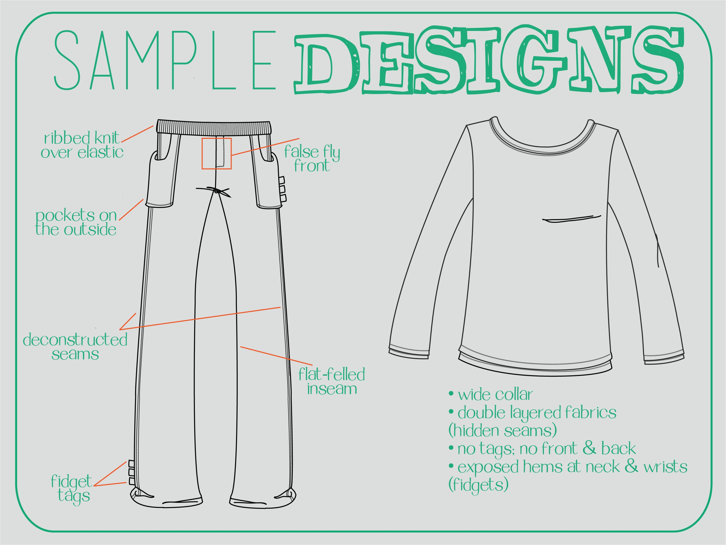 SCOUT clothing - image 3 - student project