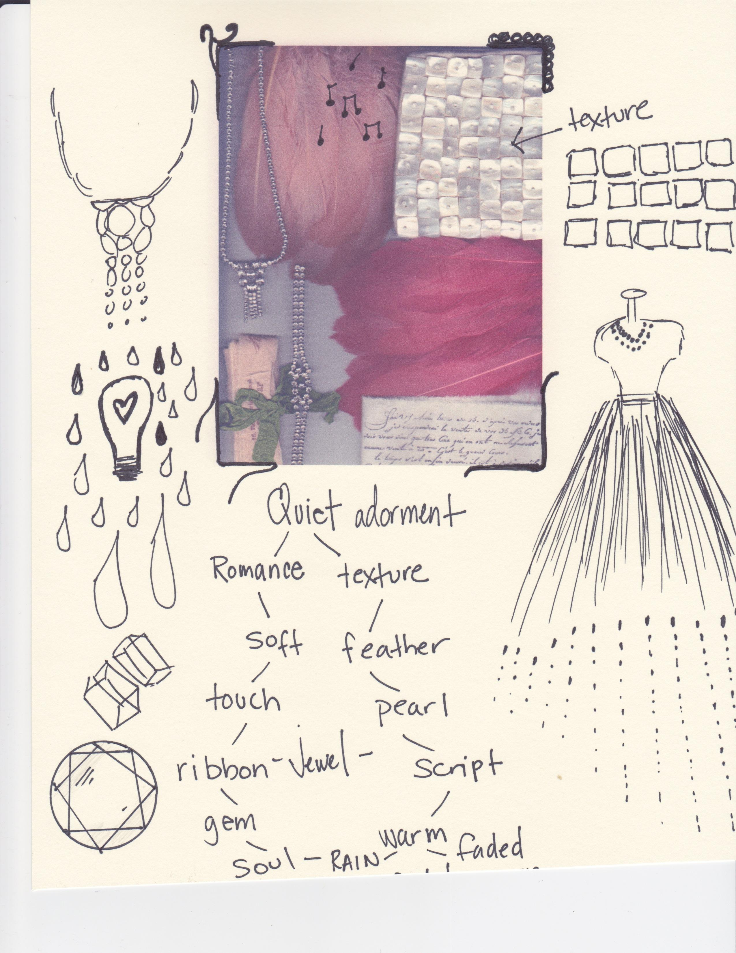 quiet adornment - image 1 - student project