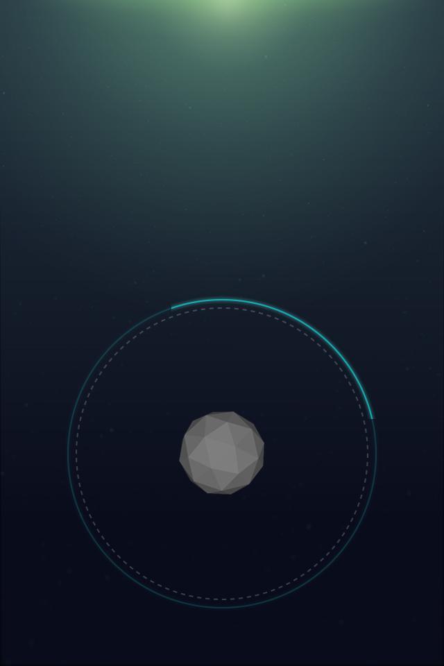 iPhone app UI prototype - image 3 - student project