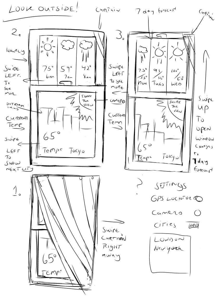 Look Outside! - image 1 - student project