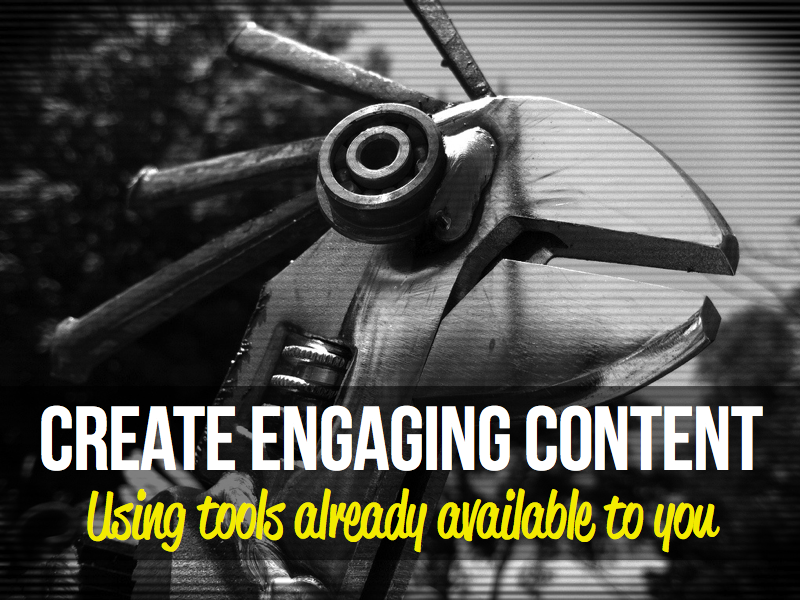 Creare content that can't be ignored - image 4 - student project