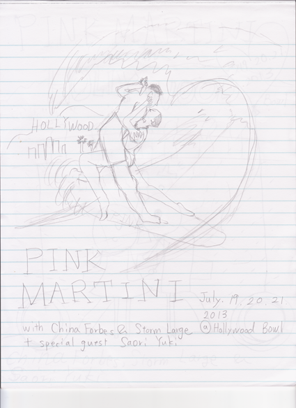 Pink Martini - image 7 - student project