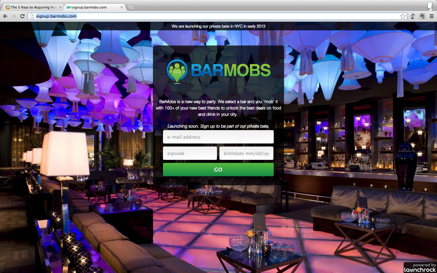 BarMobs - image 1 - student project