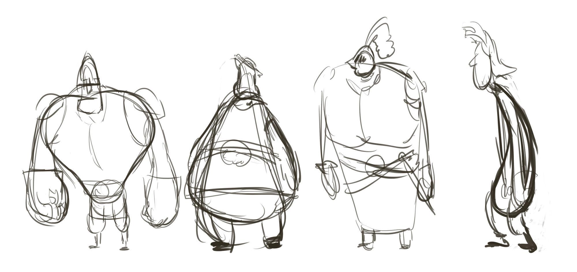 Fatty Guard - image 1 - student project