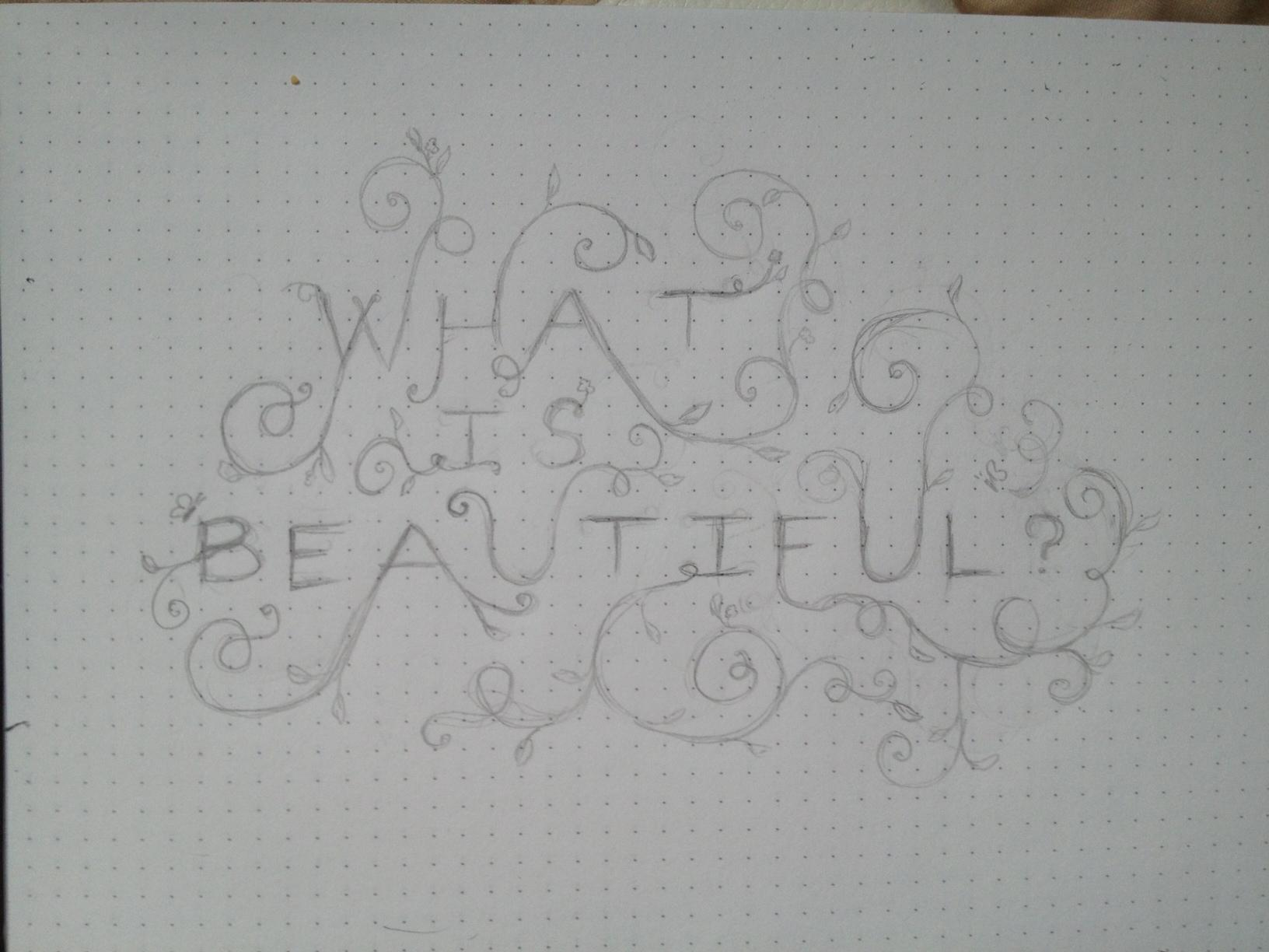 what is beautiful? - image 2 - student project