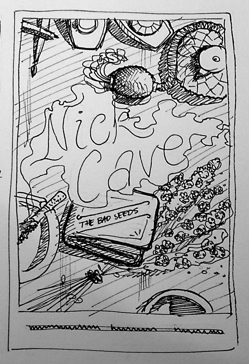 Nick Cave & The Bad Seeds - image 5 - student project
