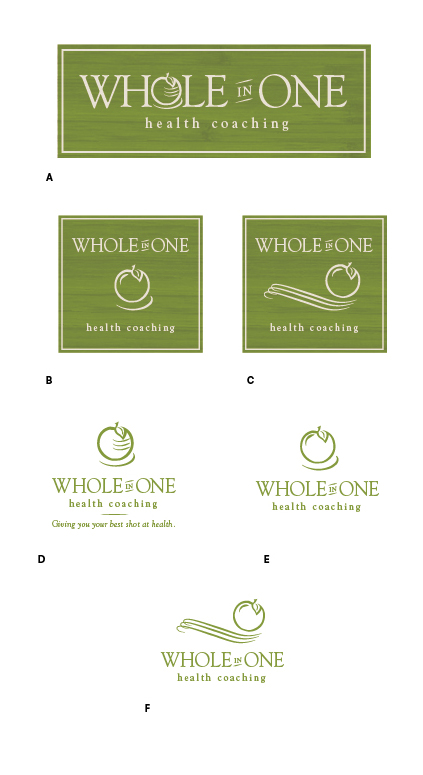 Whole In One Health Coaching - image 1 - student project
