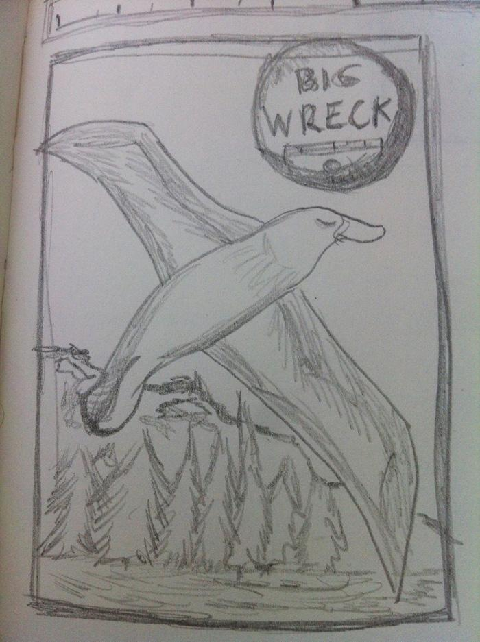 Big Wreck - image 3 - student project