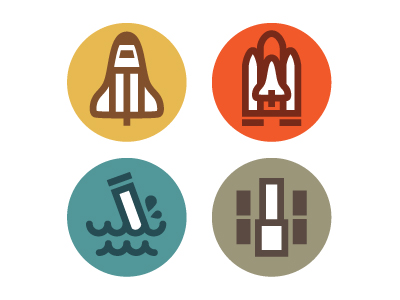 catastrophic event icons - image 3 - student project