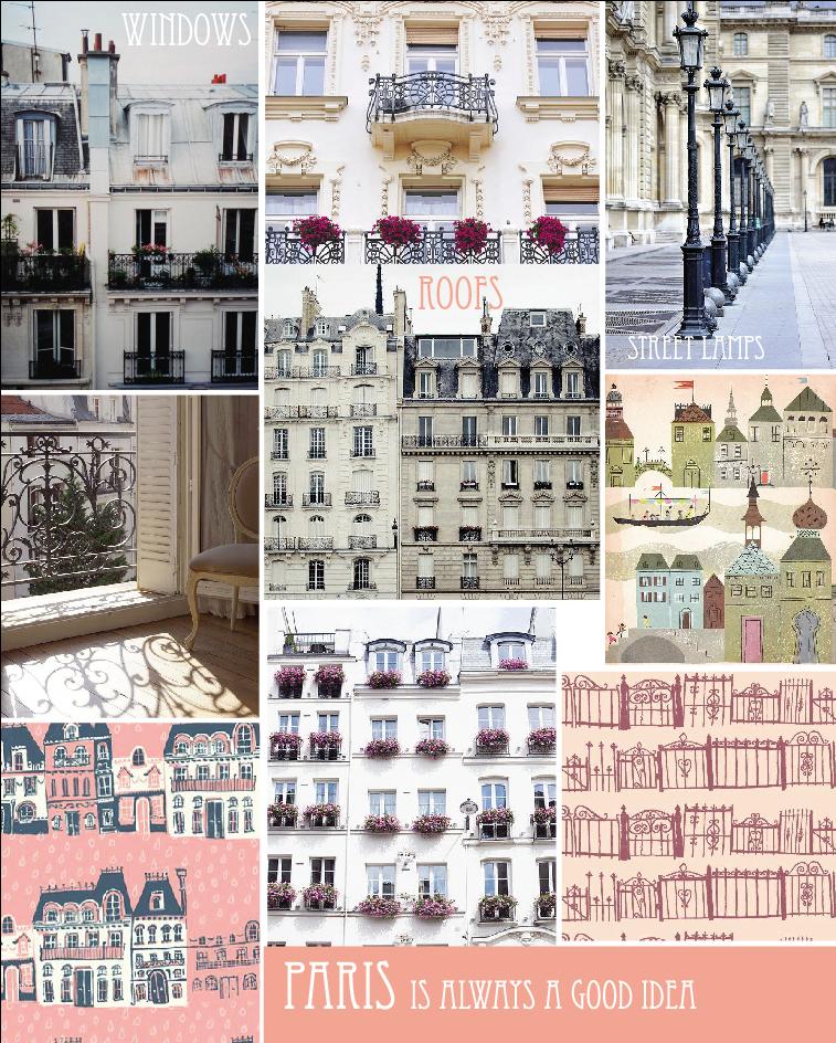 Parisian Houses - image 1 - student project