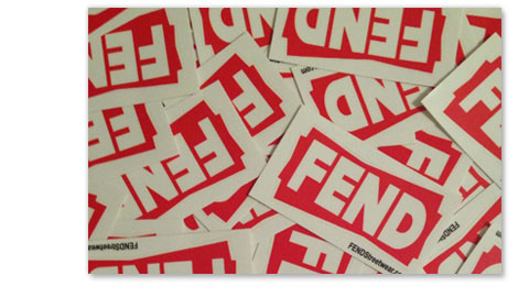 FEND: Ambitious x Rebel - image 15 - student project