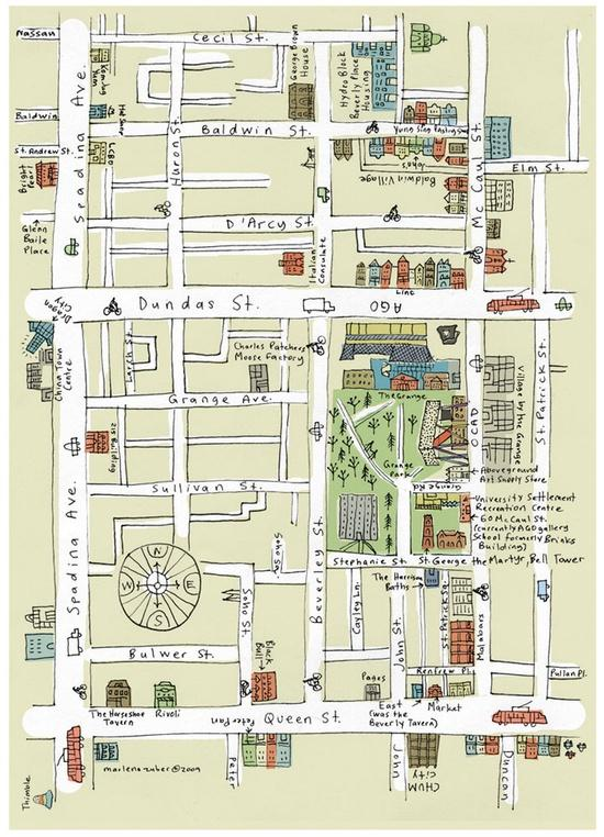 Map My Neighborhood -- Reed Historic District - image 11 - student project