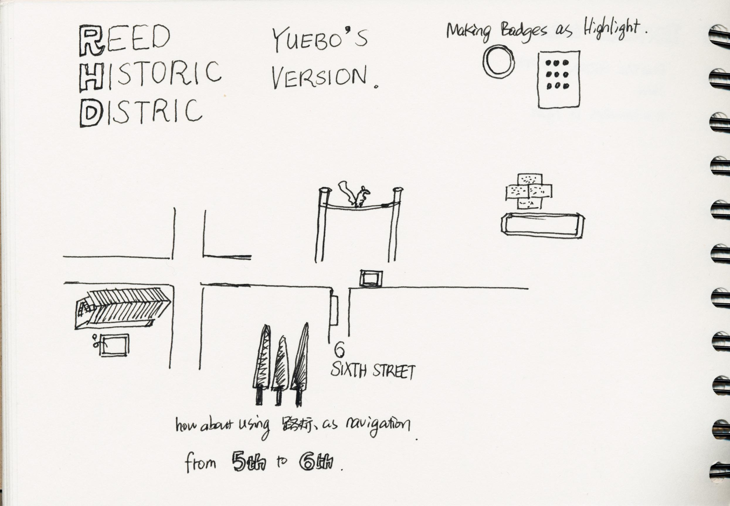 Map My Neighborhood -- Reed Historic District - image 2 - student project