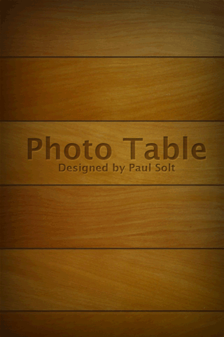 Photo Table for Mac - Leap Motion Enabled - image 4 - student project