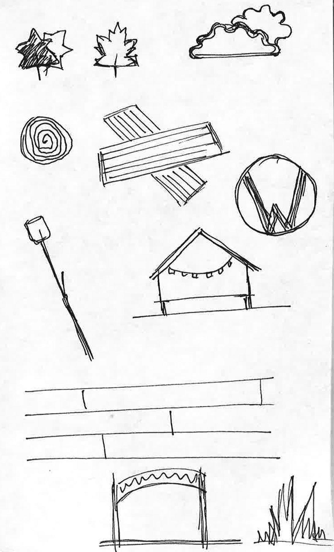 Camp Waubanong - image 3 - student project