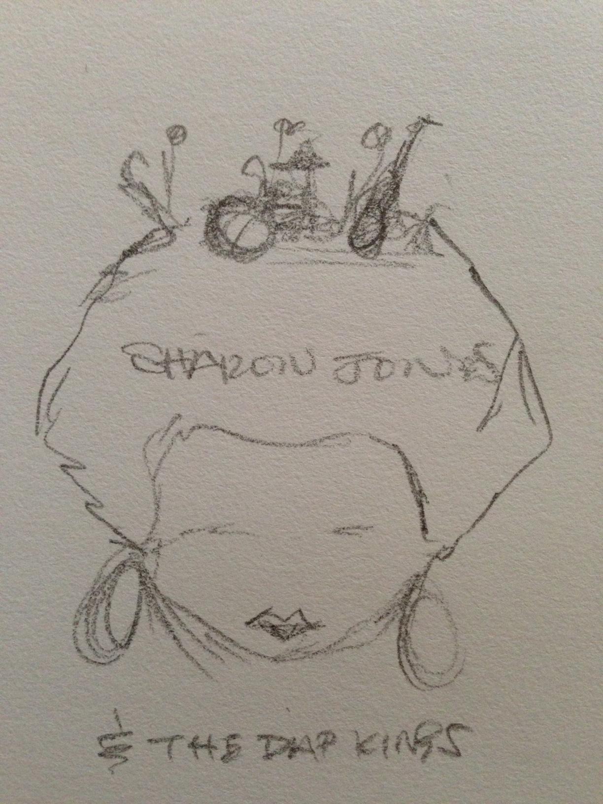 Sharon Jones and the Dap Kings - image 3 - student project