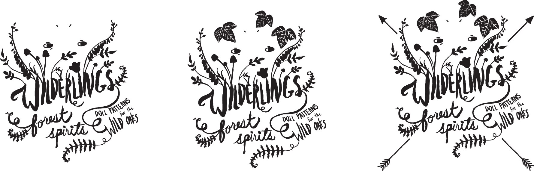 Wilderlings: dolls for the wild ones - image 2 - student project