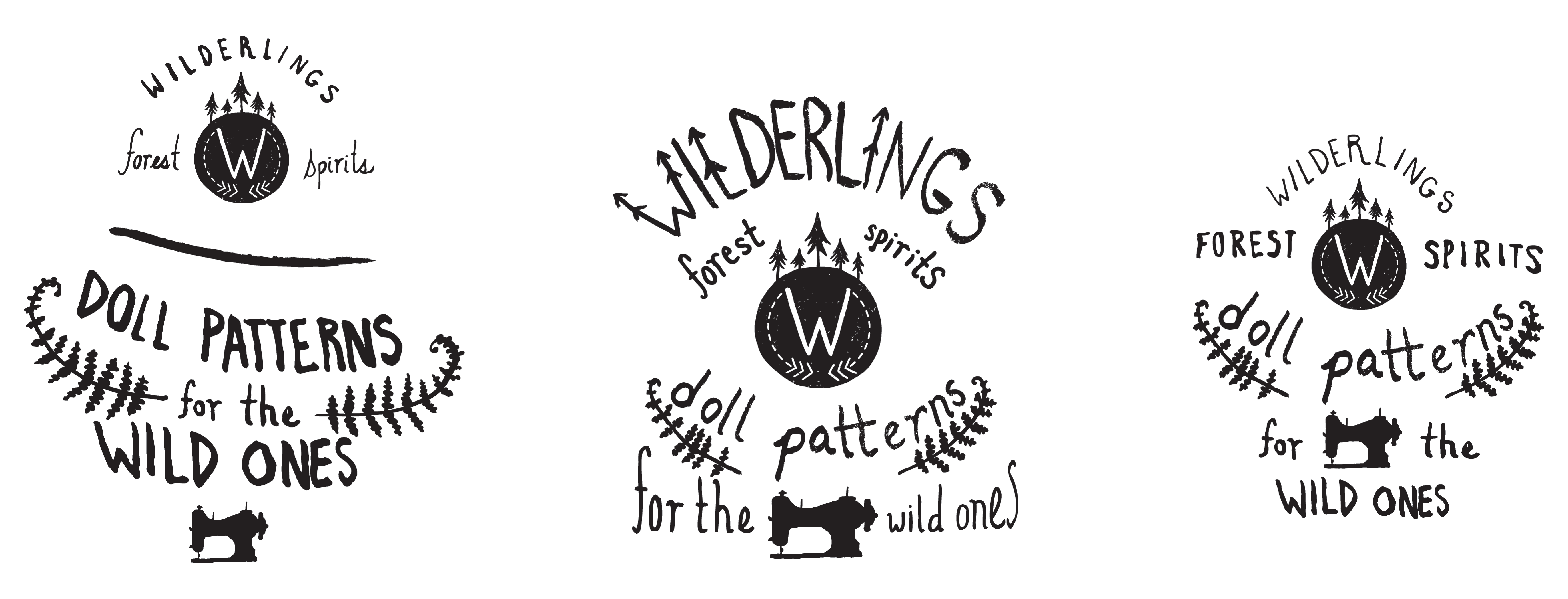 Wilderlings: dolls for the wild ones - image 3 - student project