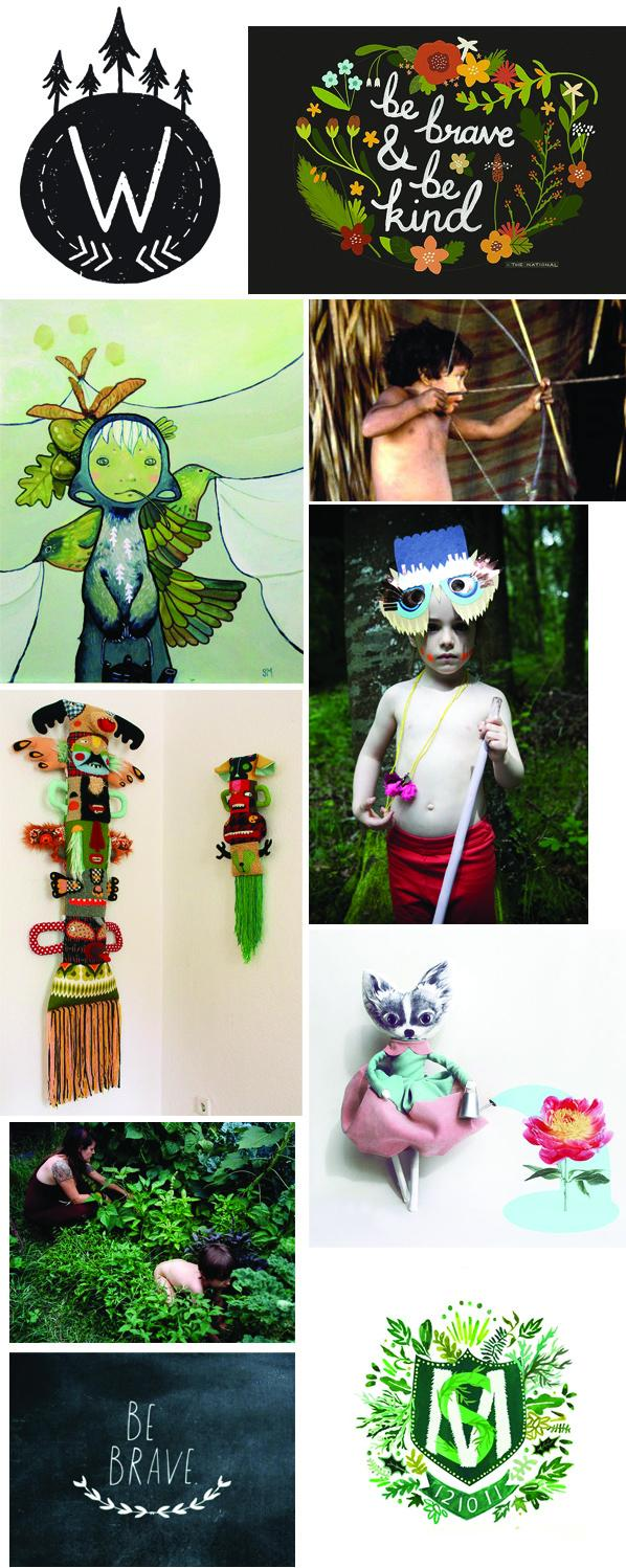 Wilderlings: dolls for the wild ones - image 4 - student project