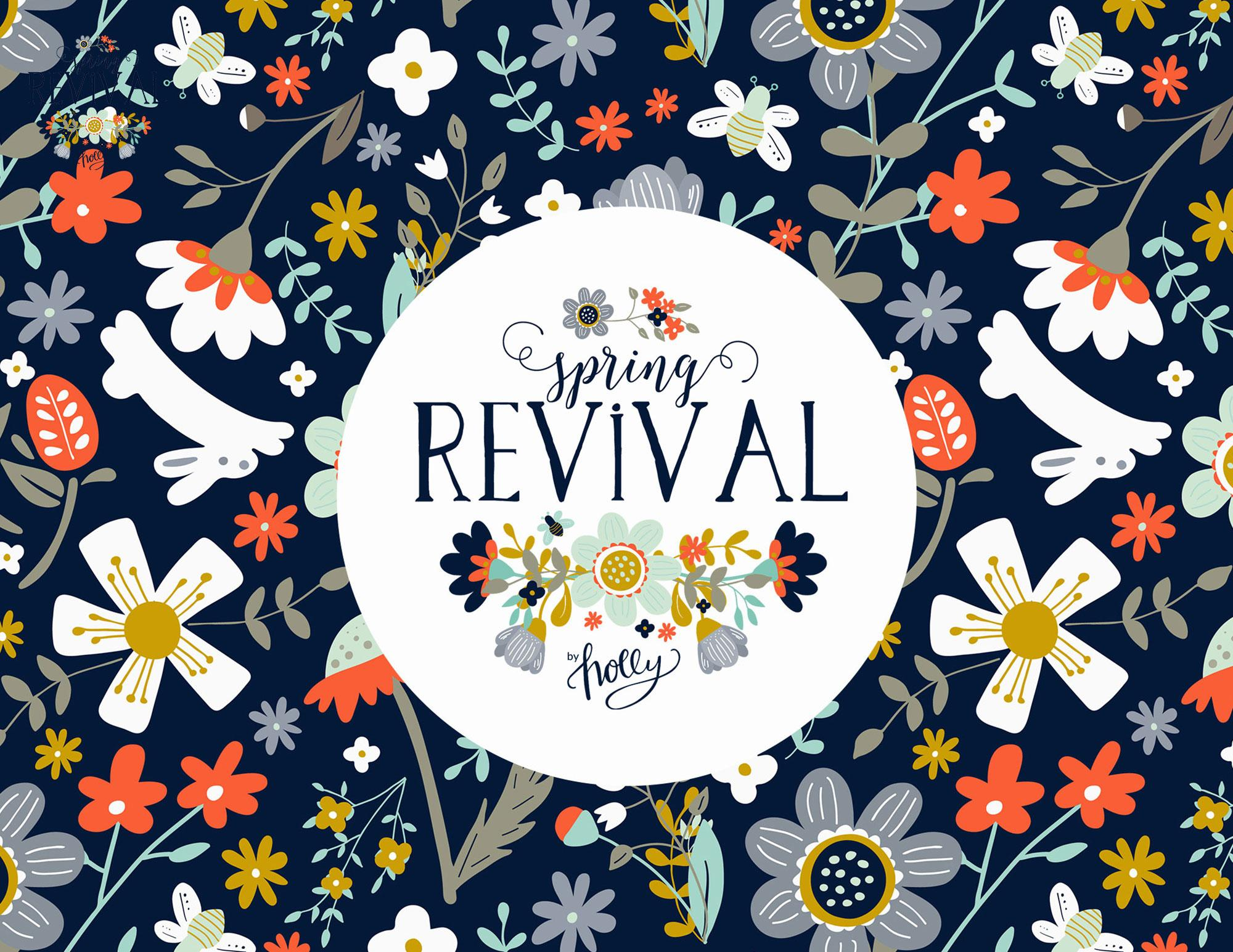 Spring Revival - image 1 - student project