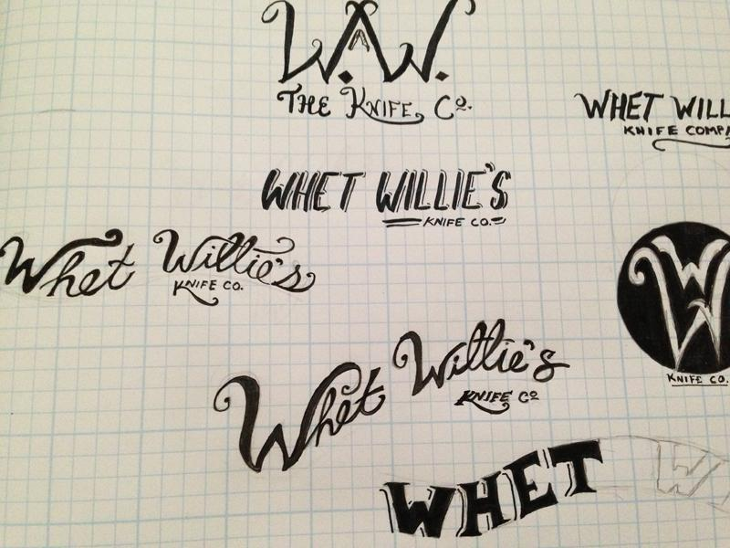 Whet Willie's Knife Co. - image 3 - student project