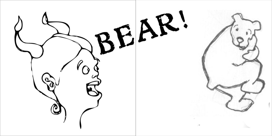 Annabelle & the Bear - image 7 - student project