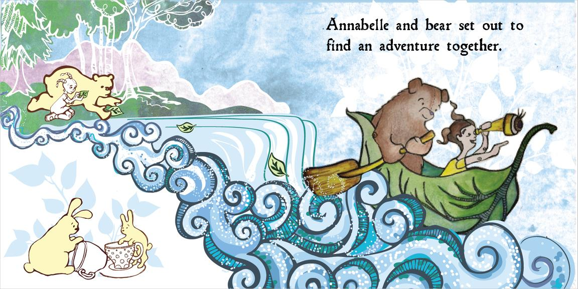 Annabelle & the Bear - image 9 - student project