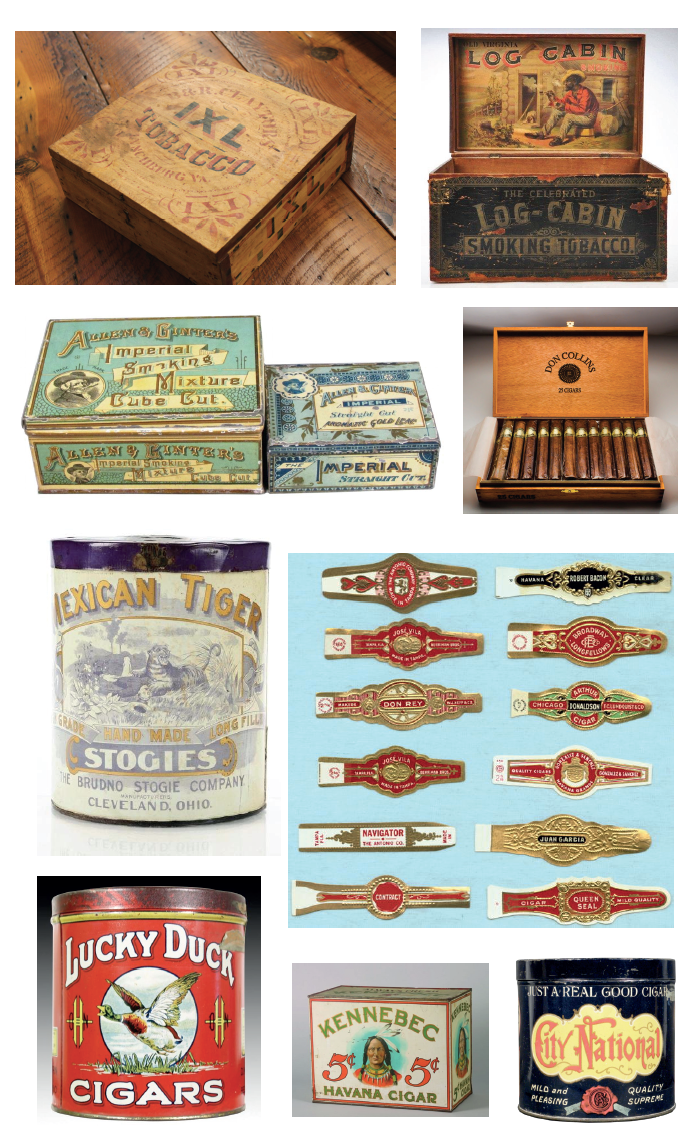Harris & Sons Premium Cigars - image 1 - student project