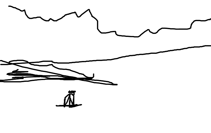 fishing in the frosty river - image 2 - student project