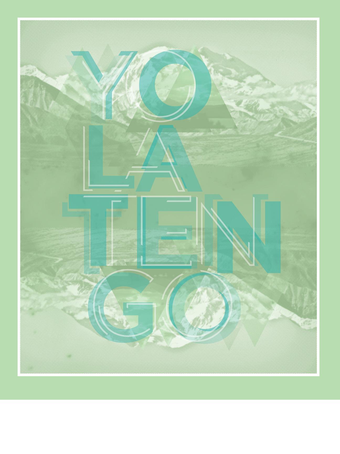 Yo La Tengo - image 3 - student project