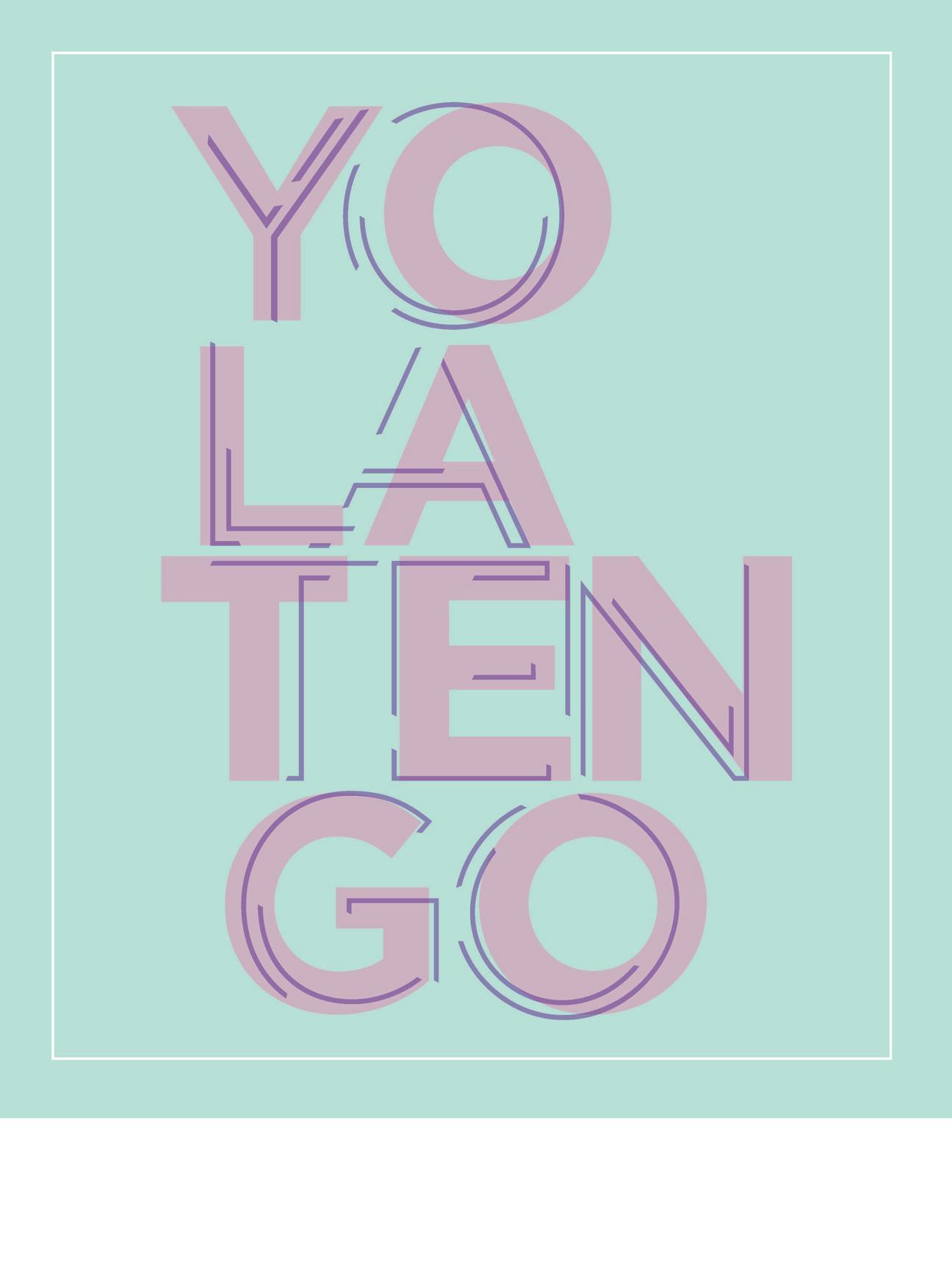Yo La Tengo - image 1 - student project