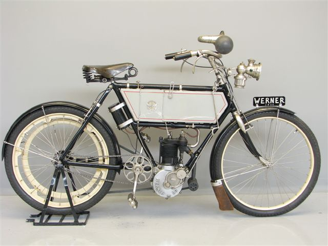 Vintage Motorcycles - image 5 - student project