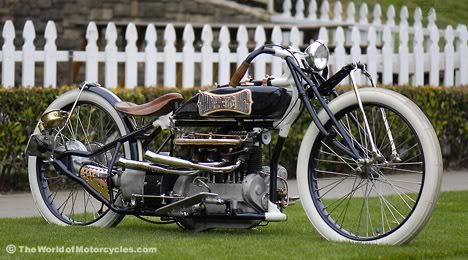 Vintage Motorcycles - image 1 - student project